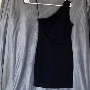 Cute cut off shoulder dress for any occasion!